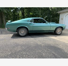1969 Ford Mustang GT for sale 101322623