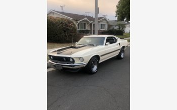 1969 Ford Mustang Cobra Coupe for sale 101381795