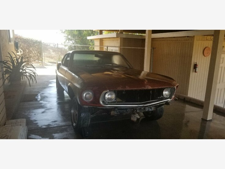 1969 Ford Mustang for sale 101397860