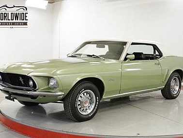 1969 Ford Mustang for sale 101239199