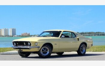 1969 Ford Mustang Fastback for sale 101317845