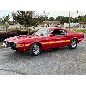 1969 Ford Mustang Shelby GT500 for sale 101328906