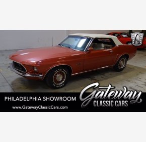 1969 Ford Mustang Convertible for sale 101390330