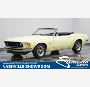 1969 Ford Mustang Convertible for sale 101425898