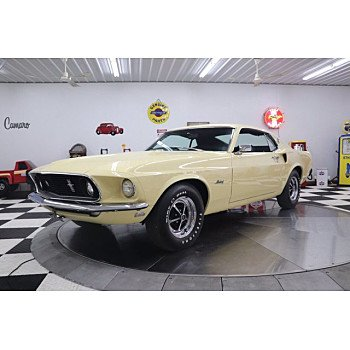 1969 Ford Mustang Fastback for sale 101590455