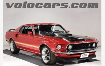 1969 Ford Mustang for sale 101634269