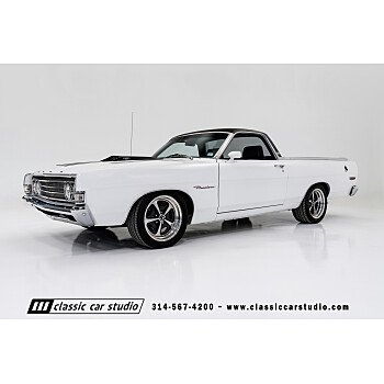 1969 Ford Ranchero for sale 101286118