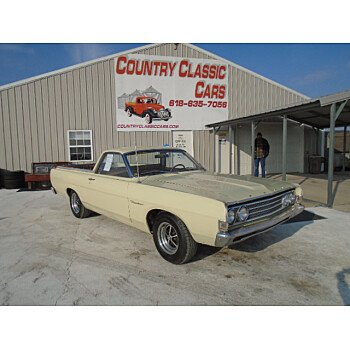 1969 Ford Ranchero for sale 101422026