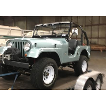 1969 Jeep CJ-5 for sale 100943109