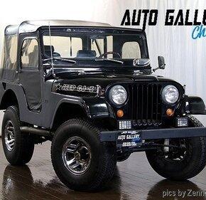 1969 Jeep CJ-5 for sale 101325578