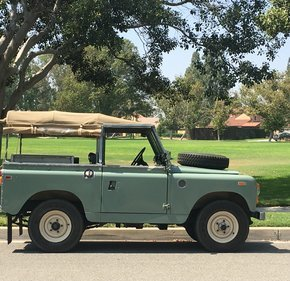 1969 Land Rover Series II for sale 101022421