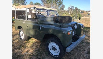 1969 Land Rover Series II for sale 101459918