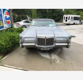 1969 Lincoln Continental for sale 101059262