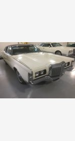 1969 Lincoln Continental for sale 101087241