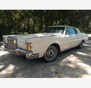 1969 Lincoln Continental for sale 101334185