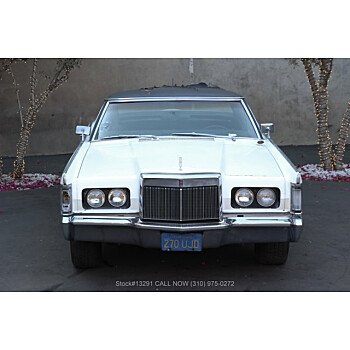 1969 Lincoln Continental for sale 101464441