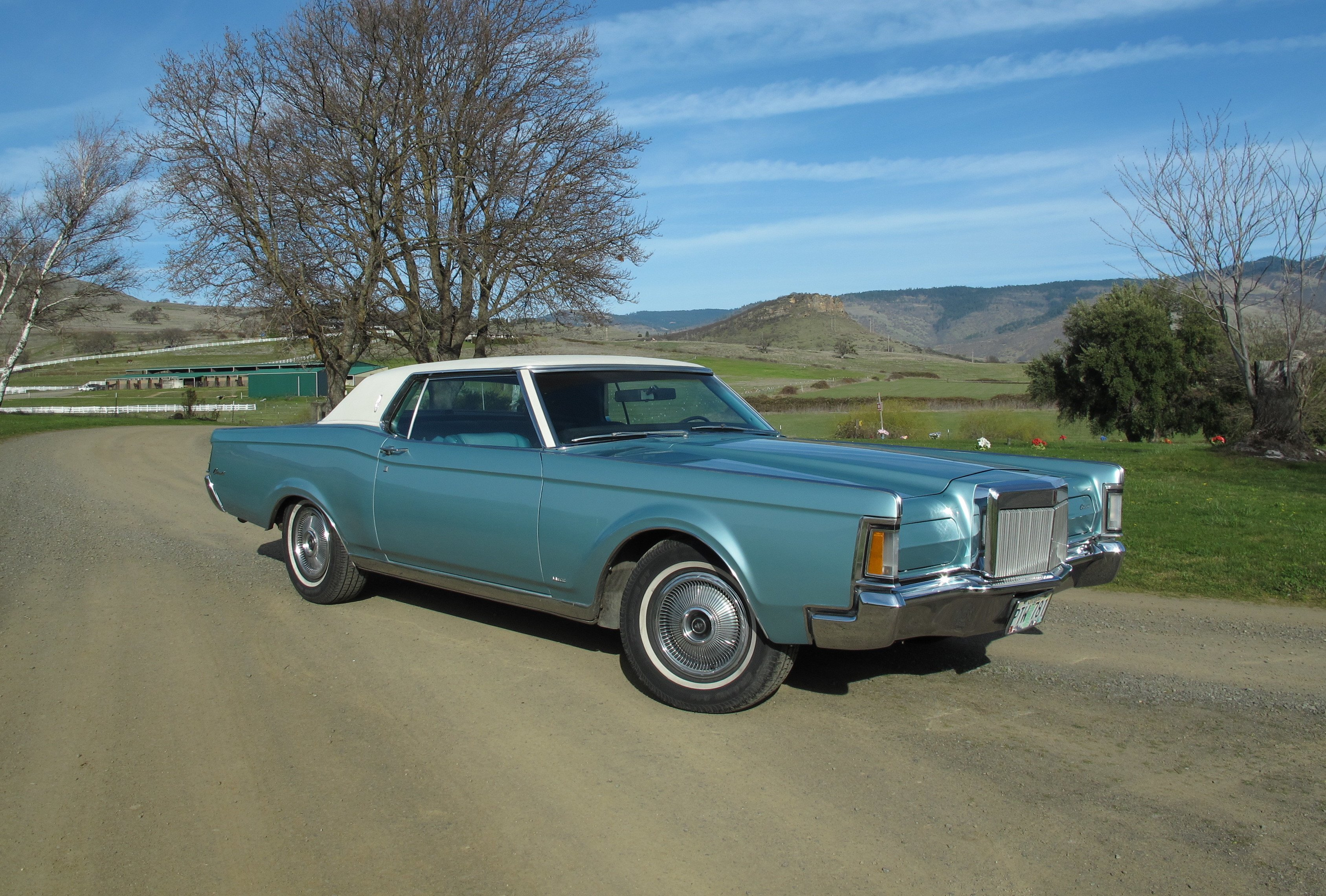 1969 Lincoln Mark Iii Classics For Sale Classics On Autotrader