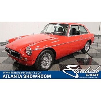 1969 MG MGB for sale 101322369
