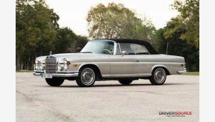 1969 Mercedes-Benz 280SE for sale 101268366