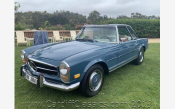 1969 Mercedes Benz 280sl Classics For Sale Classics On Autotrader