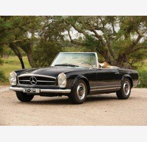 Mercedes Benz 280sl Classics For Sale Classics On Autotrader