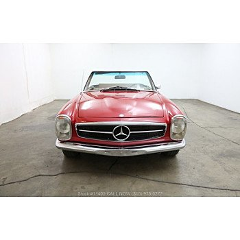 1969 Mercedes-Benz 280SL for sale 101229414
