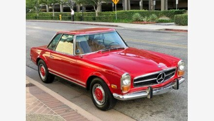 1969 Mercedes-Benz 280SL for sale 101328619