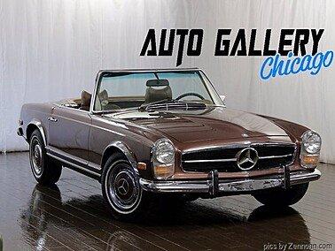 1969 Mercedes-Benz 280SL for sale 101399855