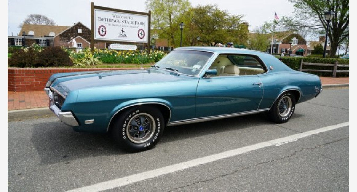 1969 Mercury Cougar for sale 101000680