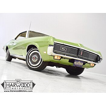 1969 Mercury Cougar Coupe for sale 101250369