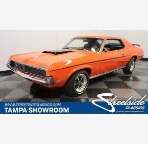 1969 Mercury Cougar for sale 101377534