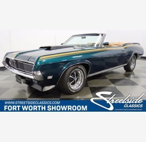 1969 Mercury Cougar for sale 101387468