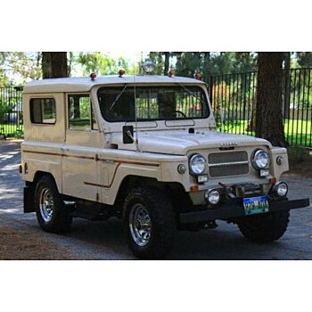1969 Nissan Patrol for sale 101036905