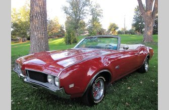 1969 Oldsmobile 442 for sale 101214108