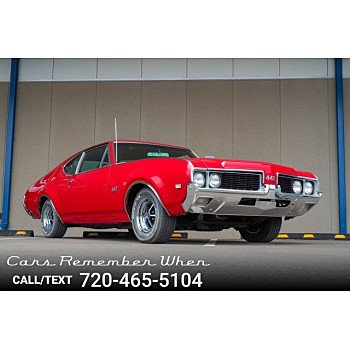 1969 Oldsmobile 442 for sale 101011499