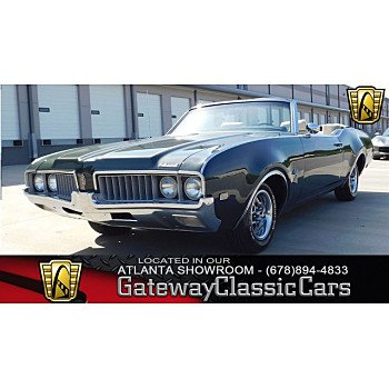 1969 Oldsmobile Cutlass for sale 100984973