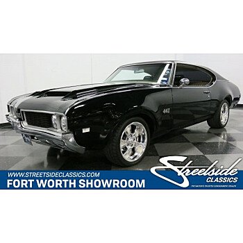 1969 Oldsmobile Cutlass for sale 101128440