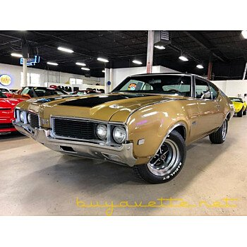 1969 Oldsmobile Cutlass for sale 101392146