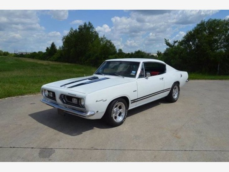 1969 Plymouth Barracuda for sale 101346383