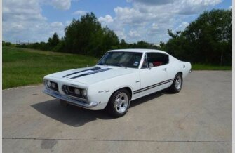 1969 Plymouth Barracuda for sale 101530637