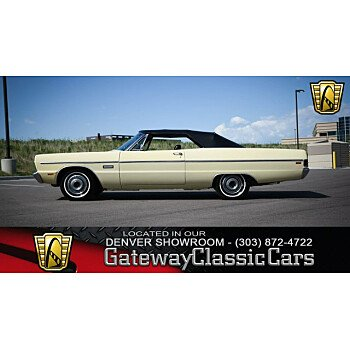 1969 Plymouth Fury for sale 100989528