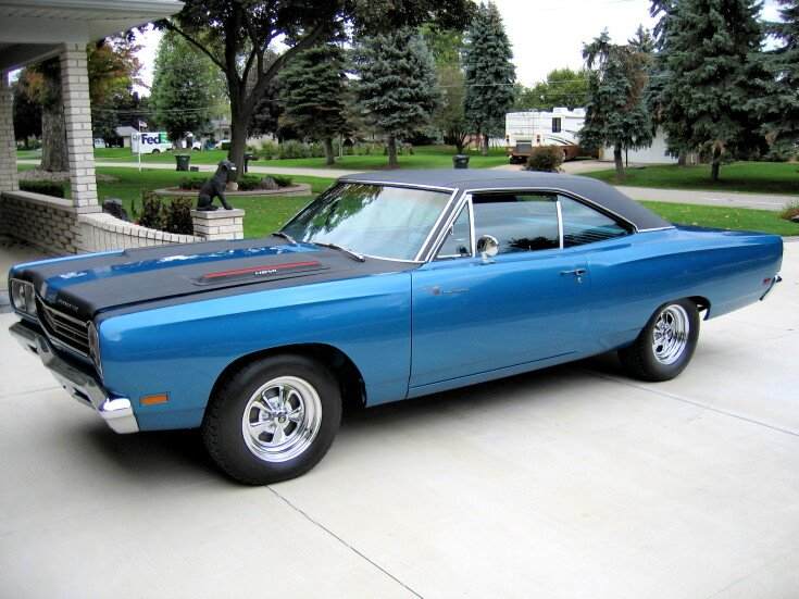 1969 Plymouth Roadrunner For Sale Near Shelby Twp Michigan 48315