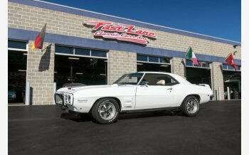 1969 Pontiac Firebird for sale 101074807