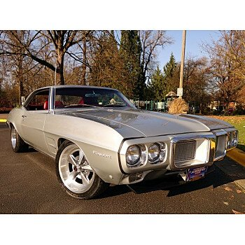 1969 Pontiac Firebird for sale 100798322