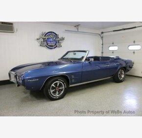 1969 Pontiac Firebird for sale 101053715