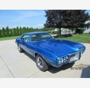 1969 Pontiac Firebird for sale 101201258