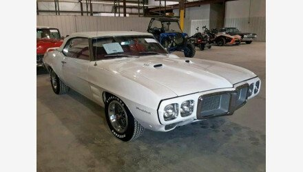 1969 Pontiac Firebird for sale 101222588
