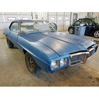 1969 Pontiac Firebird for sale 101224998
