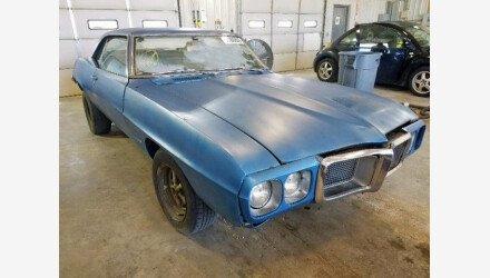 1969 Pontiac Firebird for sale 101224998