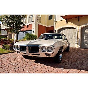 1969 Pontiac Firebird for sale 101241319